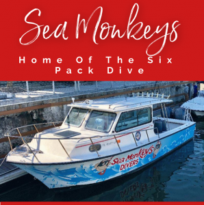 Seamonkey's Scuba Diving